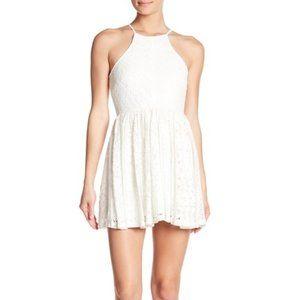 🤍High Neck Lace Dress Sz. 7/8 - NWT